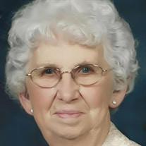 Mrs. Rose Julia Dix(nee.Cramer)
