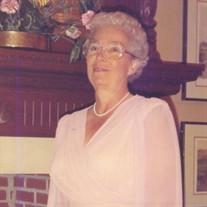 "Ms. Margaret B.  ""Betty"" Horton"