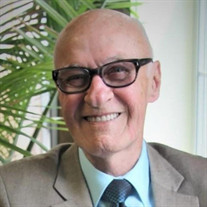 Pastor Walter W. Healy