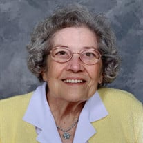 Mrs. Mary Helen Peterson