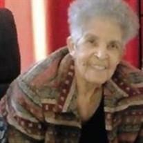 Mrs. Barbara Jean Hamilton