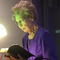 Mrs. Voncille Lofton Calhoun
