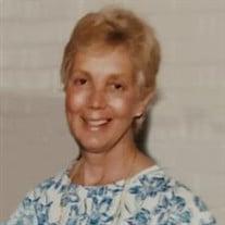 Mrs. Virginia Lee Neubauer (nee Ebert)