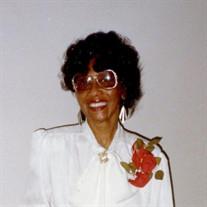 Mrs. Bertha Strickland Williams