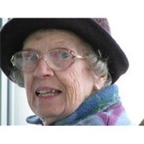 Helen Eileen Evans