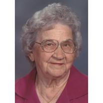 Mary G Woodruff