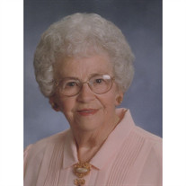 Mary Josephine Strahler