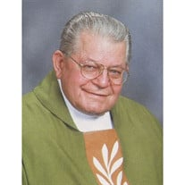 The Reverend Monsignor Edward Kakascik