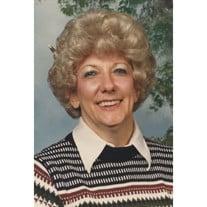 Mary P. Ward Sayre McIntire