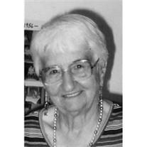 Myrtie Louise McVicar