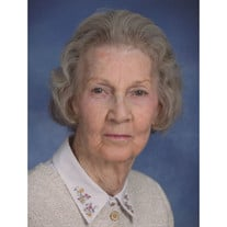 Peggy E Sands