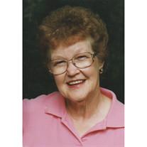 Jeanette Mary Schwendeman