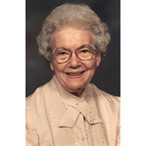 Dorothy Louise Armstrong