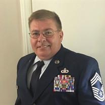 "CMSgt Patrick King ""Pat"" Sullivan, U.S. Air Force (Ret.)"