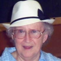 """Eleanor L. Cortright, """"Nellie"""""""