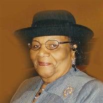 Mother Georgia Mae Matthews