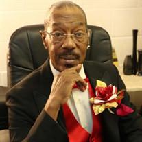 MR. WALTER EUGENE PARKS, JR.