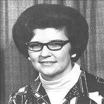 Patricia Jean Ferrell