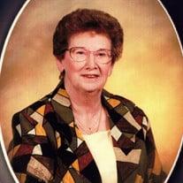 Mary Louise Nicoson
