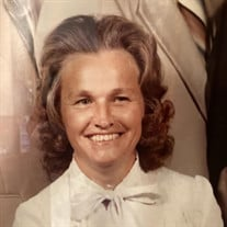Mrs. Ann Eager Mustin