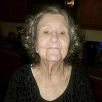 Mrs. Juanita Faye Guthrie Cross