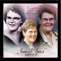 Joan P. Solick