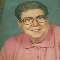 Doris McLaughlin Payne