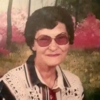 Mary Ruth Thompson Adams Miller