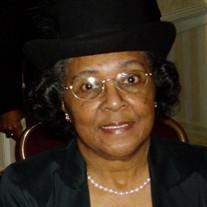 Mrs. Annettea Jean Denton Andrews