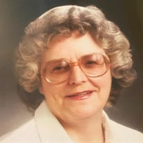 "Catherine ""Dorothy"" Smejles Upton"