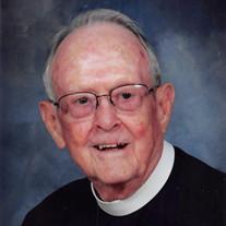 Rev. Forrest E. Ethridge