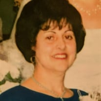 Mrs Marjorie Lynor McFeaters