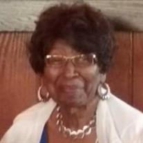Mrs. Cora Currie Chavis