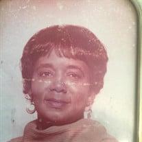 Mrs. Dorothy Mae McKinney