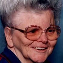 Margaret Louise Locke