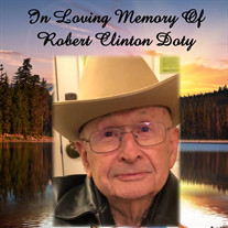 Robert Clinton Doty