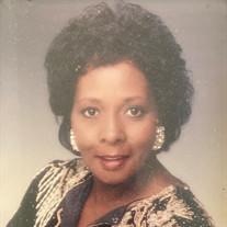 Harriette Lelia Hilliard