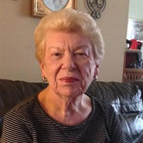 Joan Amos Lucky