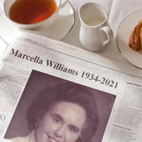 Marcella Ann Williams