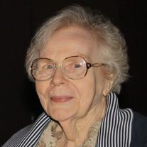 Gertrude Ann Geiger
