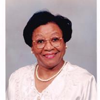 Hortense Watson Matthews