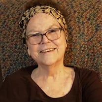 Mrs. Patricia Ann Grant Mitcham