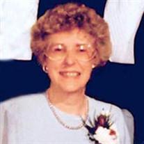 Mary Margaret Bahr