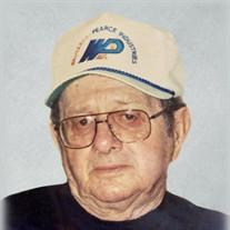 """Wilson John """"Pete"""" Hebert"""
