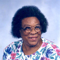 Mrs. Bertha Stinson