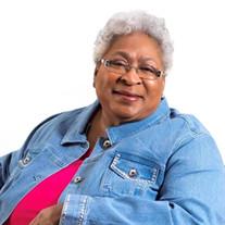 Mrs. Frances Yvonne Thomas