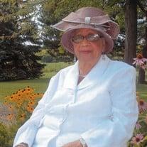 Mrs. Adline Helton