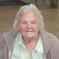 Nellie Lorene Anderson
