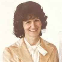 Wilma Von Simmons Maxfield