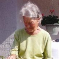 Daisy Elizabeth Myers
